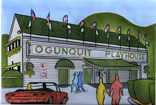 Ogunquit Playhouse, Ogunquit, Maine