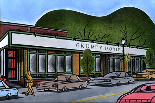Grumpy Doyles, Reading. Massachusetts-gary-destramp