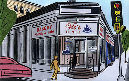 vics-diner-lowell-ma-gary-destramp-illustration